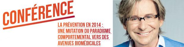 Conférence Fierté Montréal — Dr Réjean Thomas